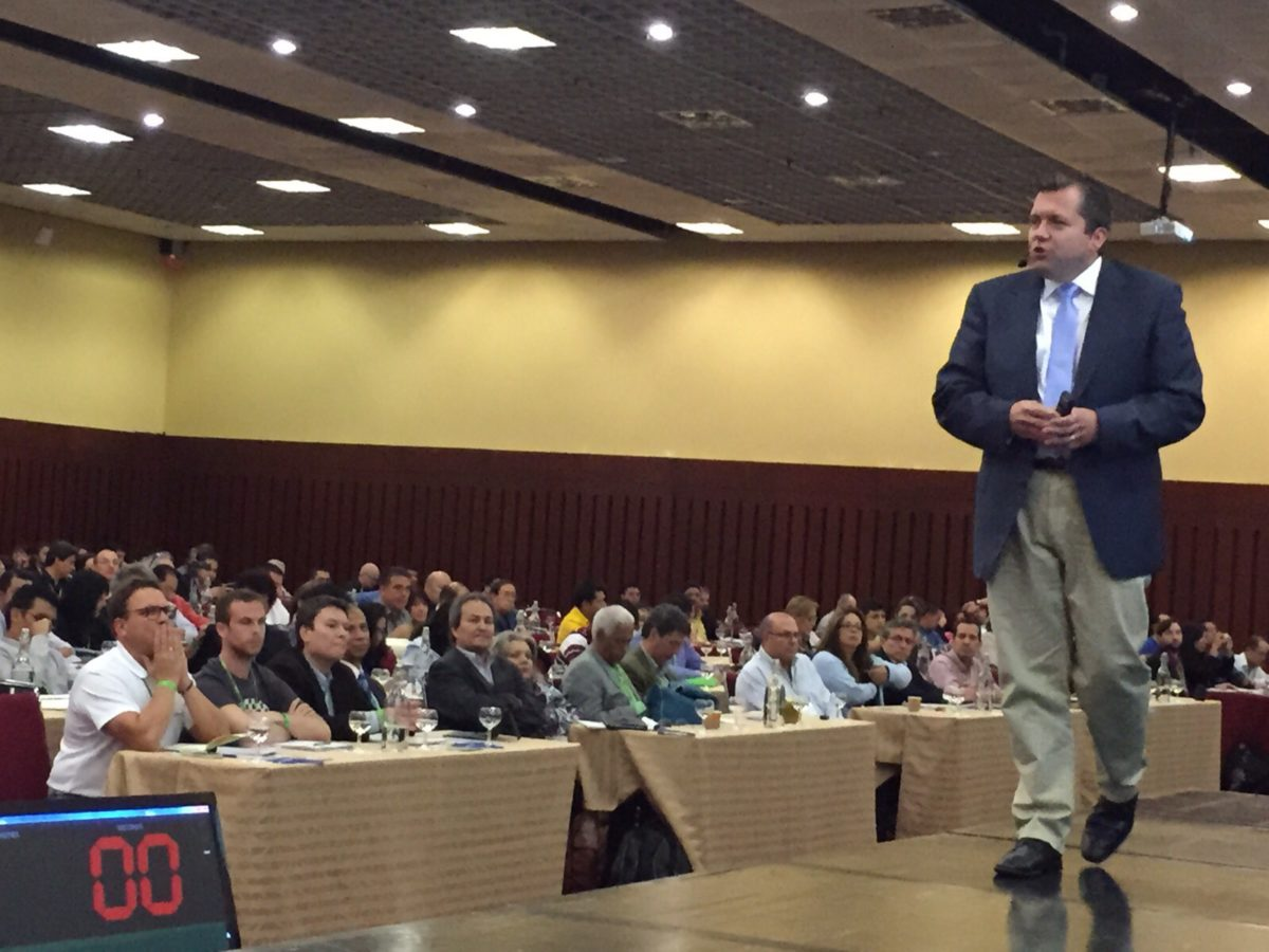 conferencia benlly hidalgo marketing franquicias